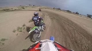 RM Vintage Racing Aztec Raceway Open Novice Moto 2