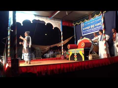 Yakshagana---haasya--kundapura Kshethra Mahathme video