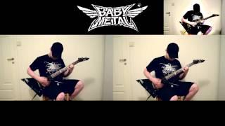download lagu Babymetal - Road Of Resistance Guitar Cover Link To gratis