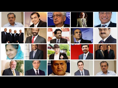 Top 10  Richest People In India 2015 – Indian Billionaires