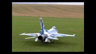 Ali Machinchy & the Fly Eagle Jet F16