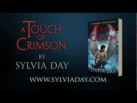 A Touch of Crimson by Sylvia Day Book Trailer