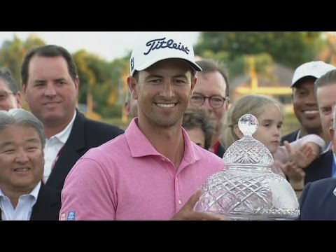 Highlights | Adam Scott outlasts Sergio Garcia to win at The Honda Classic
