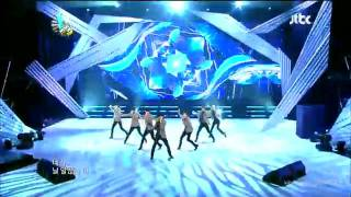 Live HD 720p 111208   Infinite   Be mine   JTBC Music on Top   YouTube