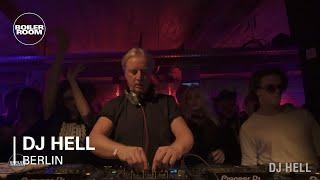 DJ Hell Boiler Room Berlin DJ Set