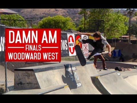 Damn AM Woodward 2015 - Yoshi Tanenbaum, Dashawn Jordan, Maurice Jordan