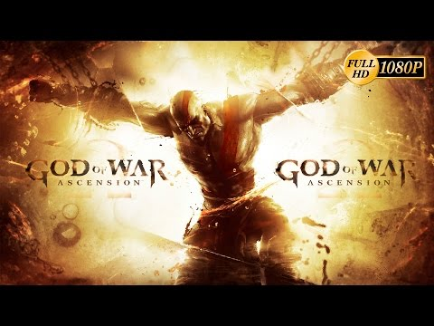God of War: Ascension - LA PELICULA FULLHD 1080p | Cinematicas Secuencias Escenas Jefes QTE Pelicula Completa en Español