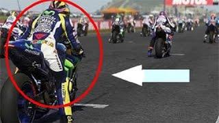FULL RACE MOTOGP VALENCIA 2016 VALENTINO ROSSI START DARI BELAKANG