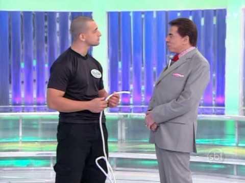Programa Silvio Santos (11/08/13) - Quadro