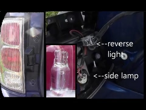 Tail Light Out?  Here's How To Replace it on 2008 Chevy Equinox