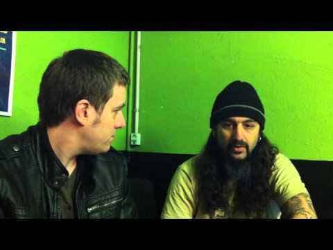 Mike Portnoy Interview (Barcelona 03/02/2013)