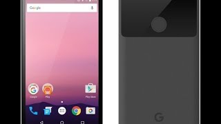 Возможные характеристики смартфона Google Pixel XL.