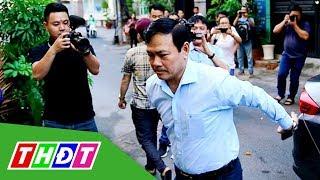 Siết chặt an ninh trong vụ xét xử Nguyễn Hữu Linh sáng nay   THDT