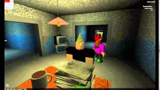 ROBLOX ~FNAF ~ FIVE NIGHTS AT FREDDYS SLENDERMAN