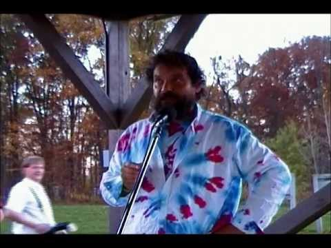 Rupert Boneham Speaks in Fairland, IN
