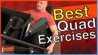Best Quadricep Exercises - Top 5 Best Quadricep Exercises for Mass