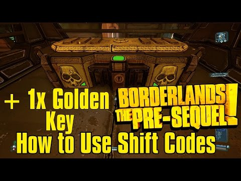 New 'Borderlands 2' golden key shift codes posted with extended