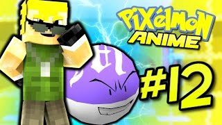 ELECTRIFYING GYM BATTLE! (Minecraft Pixelmon 5.0.3 Roleplay) Episode 12