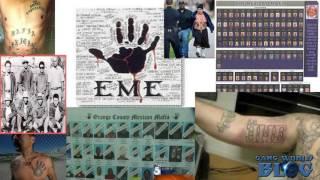 Mexican Mafia La Eme History (Tracy California)