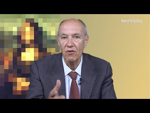 "WIPO Director General Gurry on ""Digital Creativity: Culture Reimagined"""