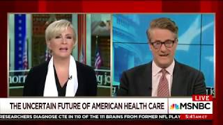 """Mika: Too Late to Repeal Obamacare, """"Whether You Were for it or Not"""""""