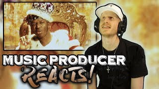 Music Producer Reacts to KSI - Ares (Quadeca Diss Track)