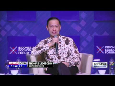 Trade Minister Praises Value of TPP to Indonesia