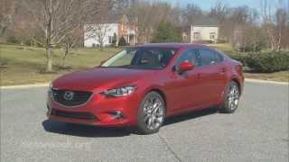Road Test: 2014 Mazda6