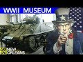 The National WWII Museum New Orleans: World War 2 Exhibits, Planes, & 4-D Beyond All Boundaries Film
