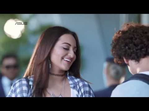 Sonakshi Sinha #LiveUnplugged with ASUS Zenfone Max | 60 seconds
