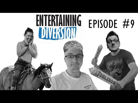 Putin Kempy to Work - The Entertaining Diversion Podcast - Episode 9 (with special guest Angus Kemp)