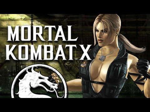Mortal Kombat X - Глава 5: Соня Блейд (60 FPS)