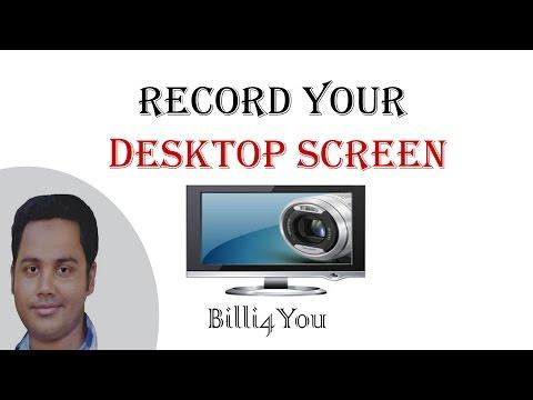 Screen Recorder - Record Your Desktop Screen - Best Screen Recorder - Hindi/Urdu