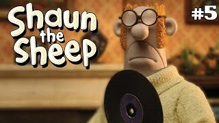 Shaun the Sheep - Dansa Dansi [Strictly No Dancing]