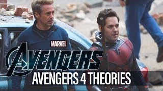 Avengers 4 Theories - How Do Captain America And Iron Man Save The Day?