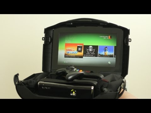Review: Gaems G155 Mobile Gaming Station (Xbox 360 & PS3)