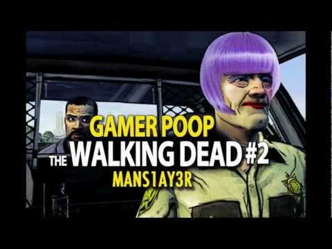 Gamer Poop: The Walking Dead (#2) teaser