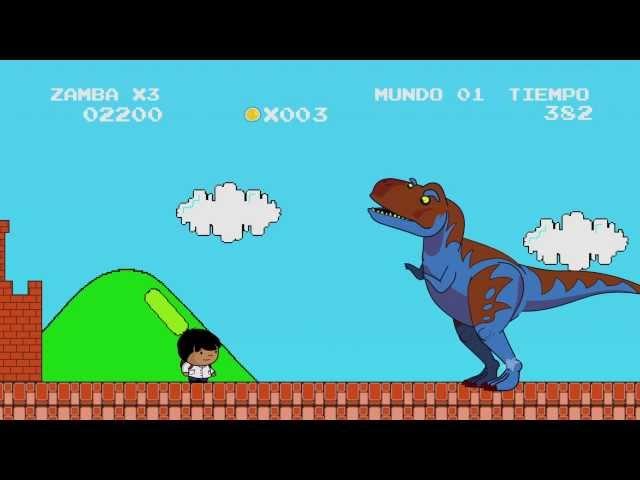 Mundo Zamba Mario (separador)
