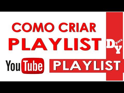 Como criar uma Playlist / Lista de Reprodução no YouTube (iniciantes) // Dicas Para Youtubers // thumbnail