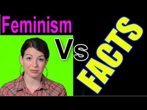 Feminism versus FACTS (RE Damsel in distress)