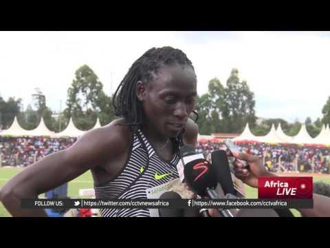 Rio 2016:Olympic champion David Rudisha beaten during trials