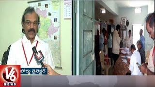 Telangana SSC Board Director Sudhakar Face To Face Over SSC Paper Leak