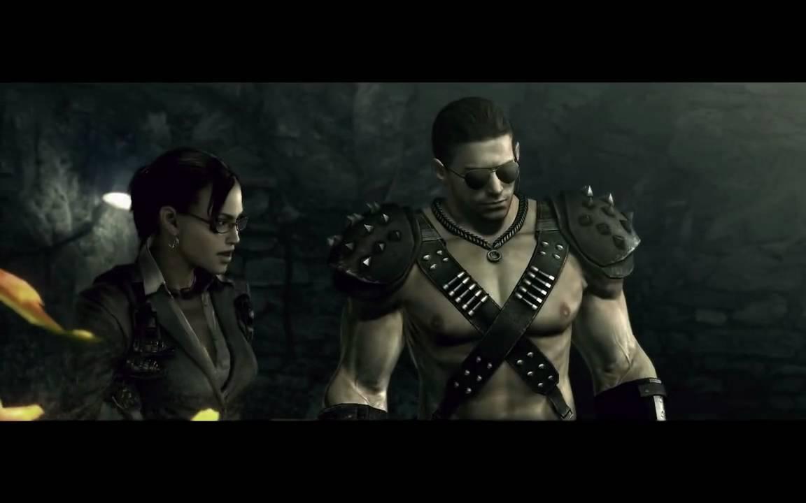 Resident Evil 5 - PC Extra Alternate Costumes - YouTube