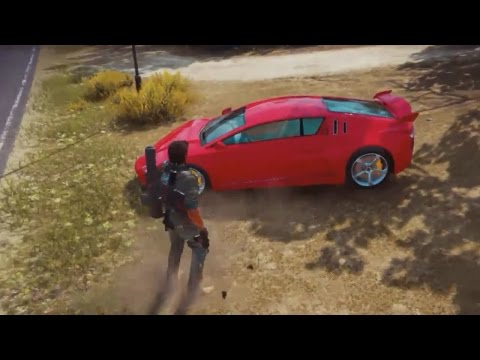 Just Cause 3 (Gameplay)