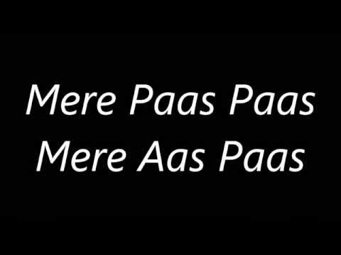 Atif Aslams Aas Paass Lyrics - YouTube.flv