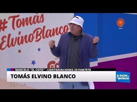Elvino Blanco: El alcohol no soluciona los problemas... Y el agua tampoco