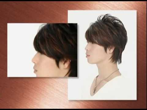 Corte de pelo con navaja feather 07 cabello corto para - Cortes para chicos ...