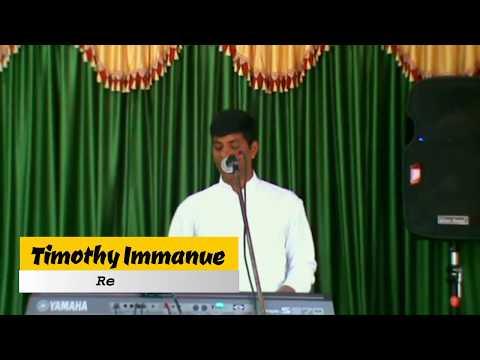 Nandri solli - Tamil christian song @ KRM Church