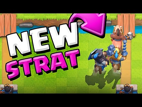 AMAZING NEW DECK  ::  Clash Royale  ::  EASY WINS!