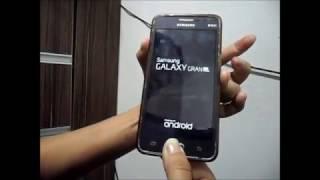Como formatar,  resetar,   tirar senha,  Samsung Galaxy  Gran Prime Duos